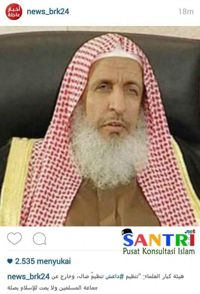 fatwa isis