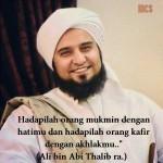 Meme Islami : Pesan Ali Bin Abi Thalib RA