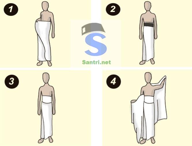 cara-menggunakan-kain-ihrom