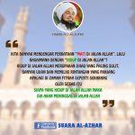 Meme Islami : Mati Dijalan Allah VS Hidup Dijalan Allah