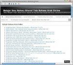 """eBook Offline Dari Website """" Belajar Bahasa Arab Online """""""