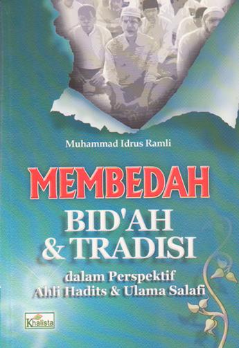 membedah bid'ah & tradisi