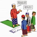 Sunah Dalam Shalat Berjama'ah