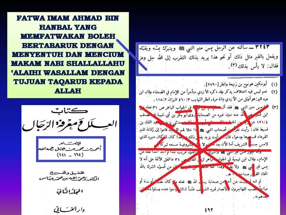 fatwa imam hanbal