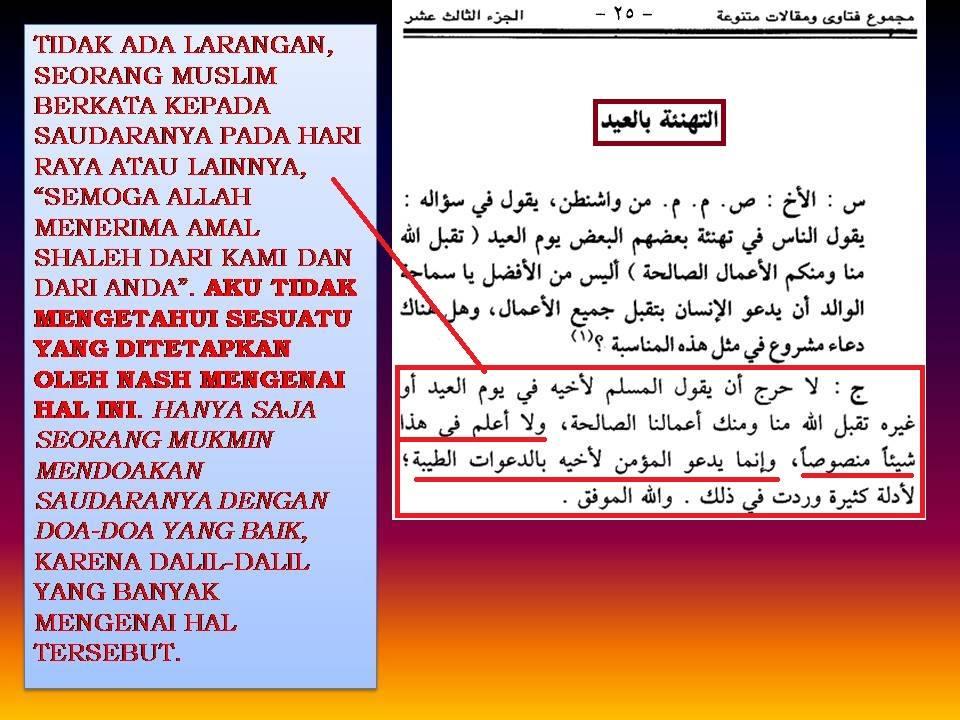 mufti wahabi legalkan bidah hasanah2