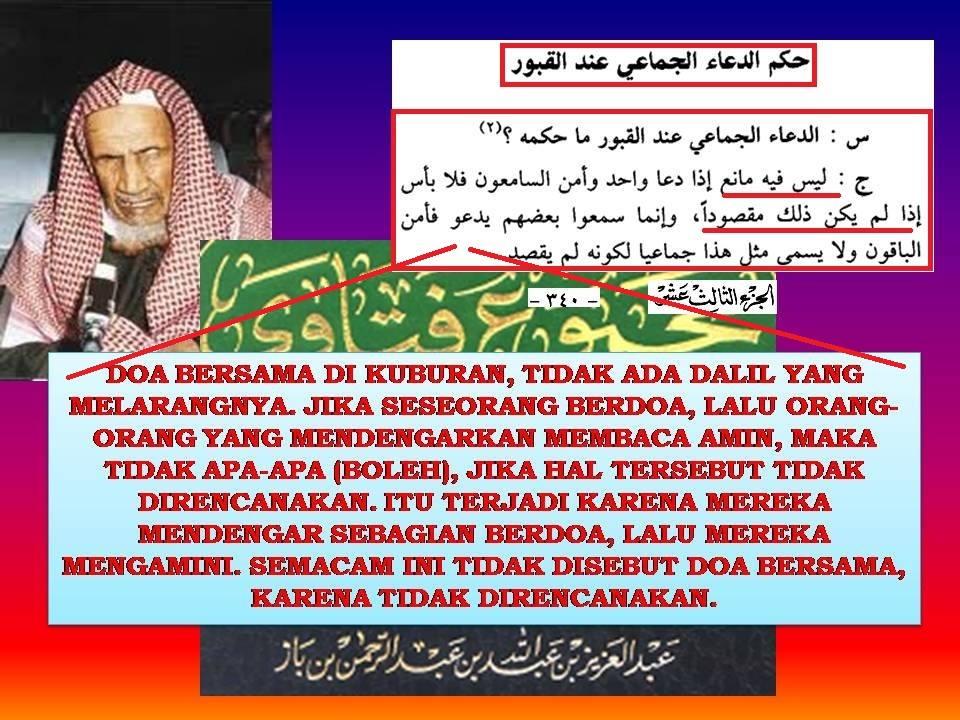 mufti wahabi legalkan bidah hasanah3