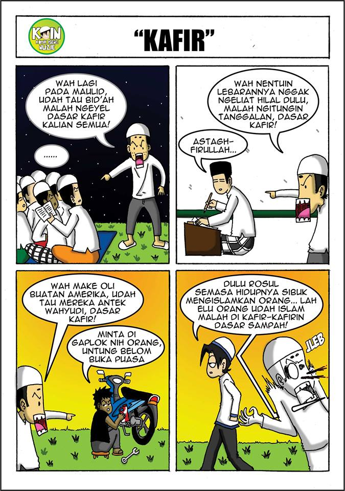 Meme islami Maulid