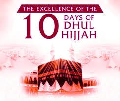 10 Keutamaan 10 Hari Pertama Bulan Dzulhijjah