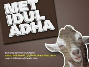 Ucapan Idul Adha Lucu