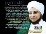 Meme Islami;Habib Mundzir Al-Musawwa Tentang Dumay