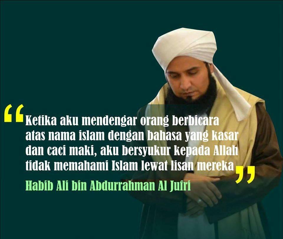 meme Islami Habib Ali