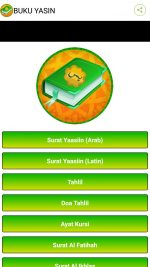 Download Aplikasi Yasin & Tahlil