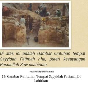 tempat kelahiran siti fatimah