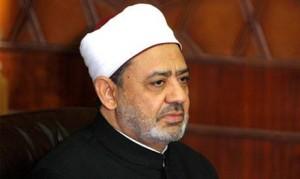 Grand saikh Al Azhar