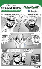 Solusi Konflik Wahabi VS Syiah